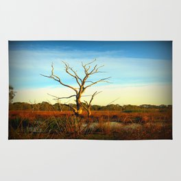 Cockatoo Tree Rug