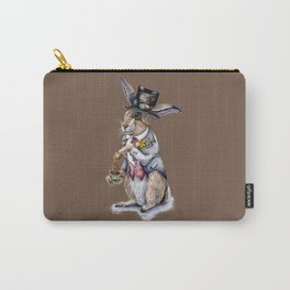 March Hare Carry-All Pouch