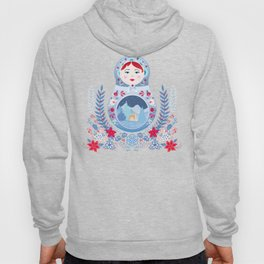 Our Lady of Winter Hoody