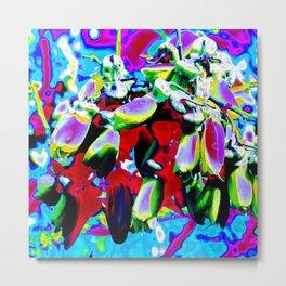 """""""Kiwi Lifestyle"""" - Kowhai Pop ART Metal Print"""