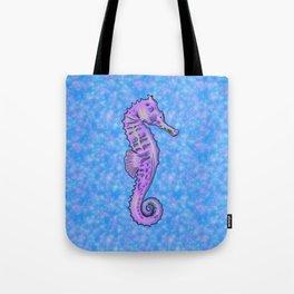 Dreamy Seahorse Tote Bag