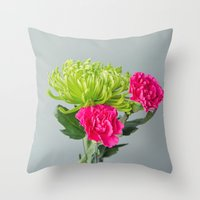 inspiration Throw Pillows featuring Inspiration  by Anchors of Hope Photography