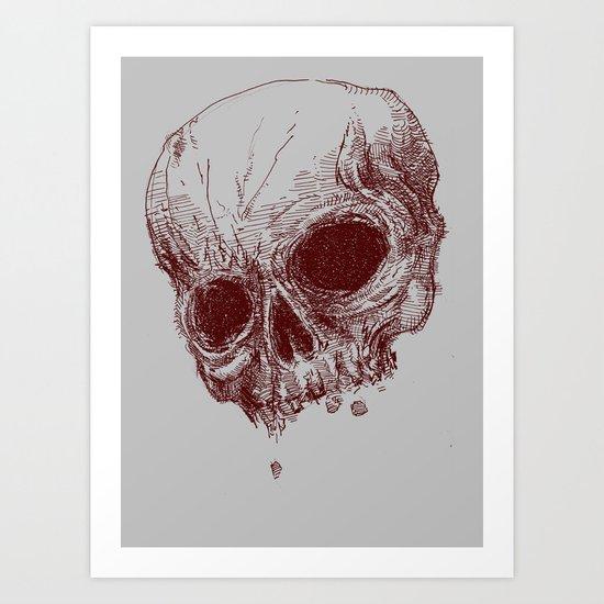 mortal coil Art Print