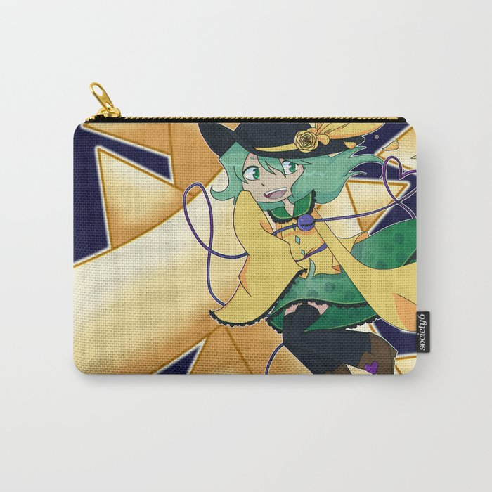 subterranean rose Carry-All Pouch