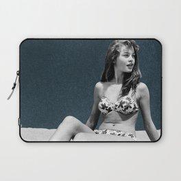 Young Brigitte Bardot, 1953 Laptop Sleeve