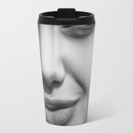 Angelina Jolie - Celebrity Art (Hot & Cute) Travel Mug