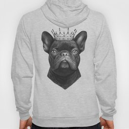 King french bulldog Hoody