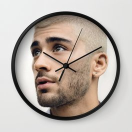 Zayn Malik GQ Photoshoot Wall Clock