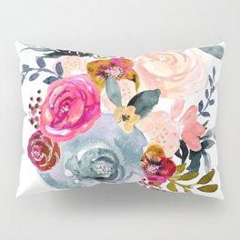 Autumn Rose Pillow Sham