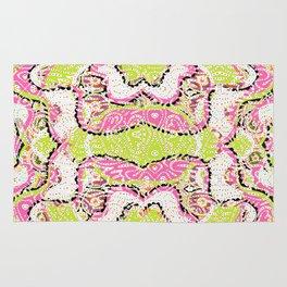 Psychedelic Haring Rug