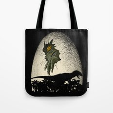 A nightmare is born. Tote Bag