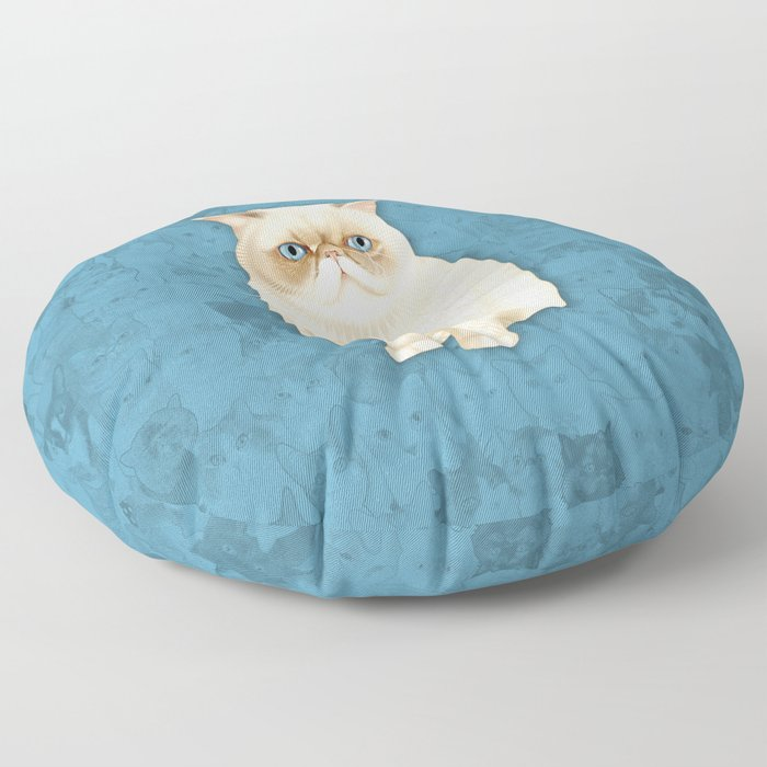 puddle Floor Pillow