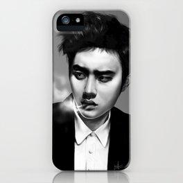 D.O. | BadBoy iPhone Case