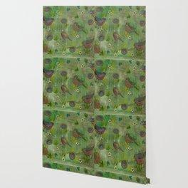 Heralds of Spring Wallpaper
