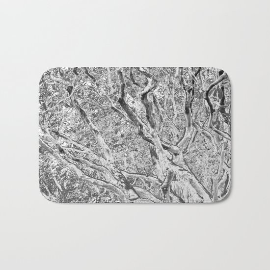 TWISTING BRANCHES Bath Mat