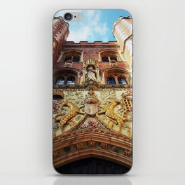 the Great Gate iPhone Skin