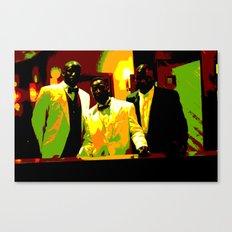 Cotton Club Legends Canvas Print