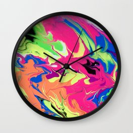 Eris Wall Clock