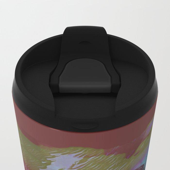 Storm Driving Metal Travel Mug