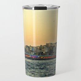 City of Mystery (2) Travel Mug
