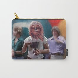 Chewbacca Wookie Dazed And Confused Mash-Up Carry-All Pouch
