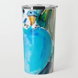 Chipper the Budgie Travel Mug