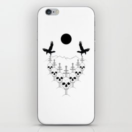A Journey's End iPhone Skin