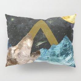 Wolf & Moon Pillow Sham