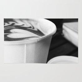 Cups of Coffee Rug