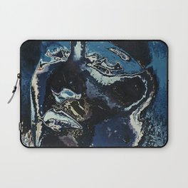 sioux destroyed Laptop Sleeve