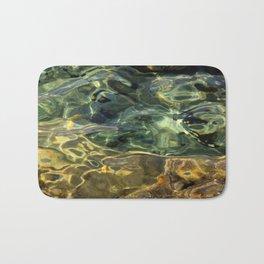 Water surface (3) Bath Mat