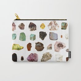 Experiment 07: Rocks, minerals, gems Carry-All Pouch