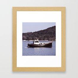 PORTO VENERE #2 Framed Art Print