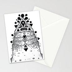 sadbooyz trang Stationery Cards
