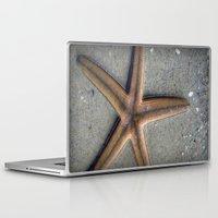 starfish Laptop & iPad Skins featuring Starfish by Nichole B.