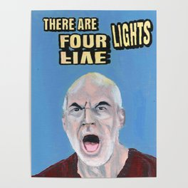 There Are Four Lights Poster