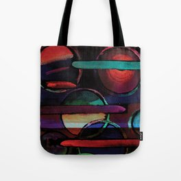Undiscovered Galaxy Tote Bag