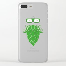 Hopster Clear iPhone Case