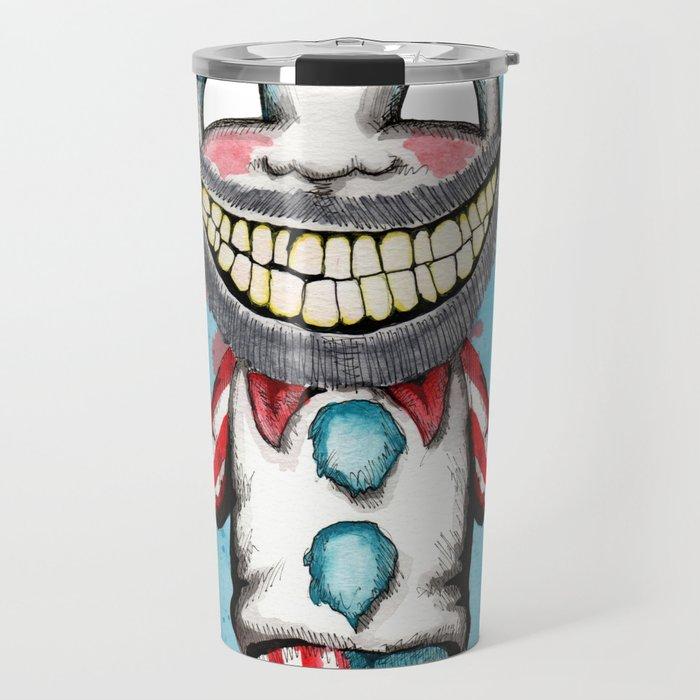 Super Secret Clown Business II Travel Mug