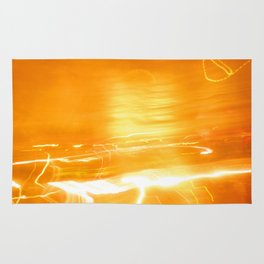 Yellow Lights Rug