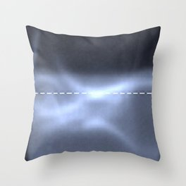 New Band Structure Data Throw Pillow