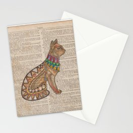 Egyptian Mao I Stationery Cards