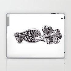 Fish Can Talk  Laptop & iPad Skin