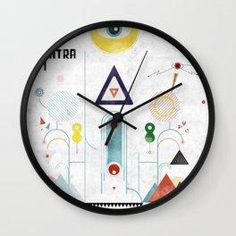 Escapulario Wall Clock