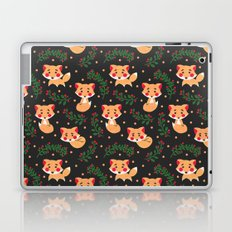 The Fox Pattern Laptop & iPad Skin
