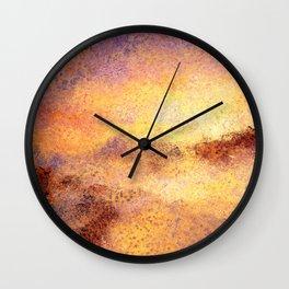 Ancient Light Wall Clock