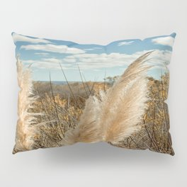 Autumn Sea Oats Pillow Sham