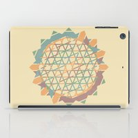 fractal iPad Cases featuring Fractal by Zach Terrell