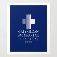 GSMH 2013 Art Print