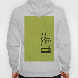 Direction Lime Green Hoody
